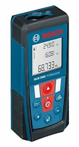 New Bosch Laser Distance Measure Glm7000 70m Range Finder From Japan
