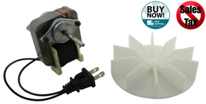 Replacement Bathroom Vent Kit Fan Motor Exhaust Blower For Broan Nutone Uppco