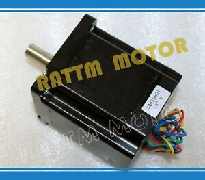 Nema34 98mm Stepper Motor 878 Oz in Stepping Motor 4 0a Phase Hybrid 3d Printer