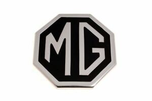 New Mg Trunk Badge Emblem For Mgb And Mg Midget 1970 1980 Metal