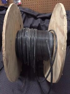4 Awg Type Mtw Or Thhn Or Thwn Oil Resistant 600 Volt Black Wire 150
