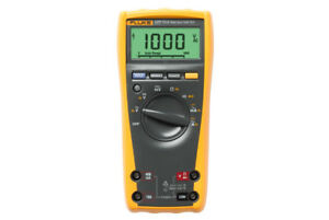 Fluke 177 Digital Multimeter C w Calibration Certificate Uk Supplied