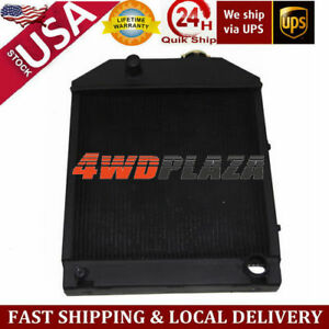 81875325 Tractor Radiator Fit Ford new Holland 2000 2600 3000 3600 3900 4600