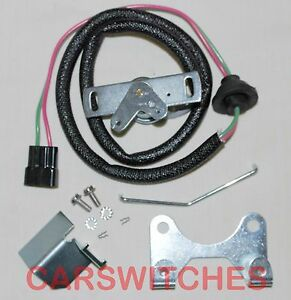 1968 Chevrolet Impala Bel Air 4 Speed Muncie Trans Backup Light Switch Kit