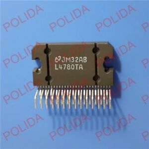 1pcs Audio Power Amplifier Ic Nsc Zip 27 to 220 Lm4780ta Lm4780ta nopb L4780ta