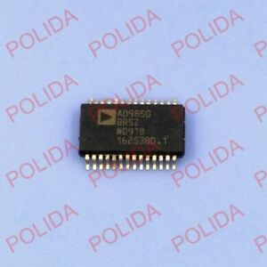 1pcs Dds Synthesizer Ic Analog Devices Ssop 28 Ad9850brs Ad9850brsz
