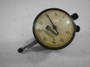 Standard Gage Co D1 20211 a 001 Dial Indicator
