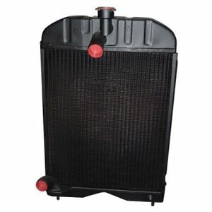 194275m94 Radiator For Massey Ferguson Tractor 135 20 2135 135 U k 148