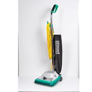 Bissell Biggreen Commercial Bg107hqs Dayclean Quiet motor System Upright Vacuum