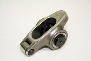 Prw Sbc Chevy Stainless Steel Roller Rocker Arms 1 55 X 3 8