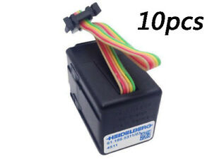 10 Pack Ink Key Motor For Heidelberg Sm102 Sm74 Harris M1000 Servo Motor