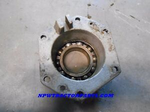 White Field Boss 37 Differential Support R h Part 330077003