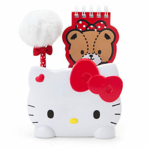 Sanrio Hello Kitty Friends Notebook Memo And Pencil Set 744565