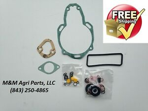 Simms Fuel Injection Pump 3 Cylinder Rebuild Kit Ford Fordson Dexta Tractor