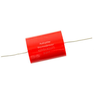 Mkp Audiophiler Capacitor For Tube Amps 6 8 Uf 400v