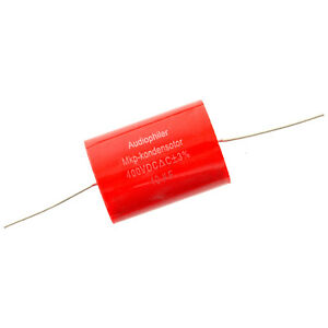 Mkp Audiophiler Capacitor For Tube Amps 10 Uf 400v