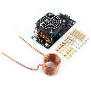 1000w 20a Zvs Induction Heating Board Module Heater Dc12 36v Tube High Quality