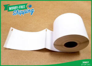 Labels 30857 Shipping Internet Postage Dymo Compatible White Adhesive 10 Rolls