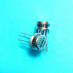 1pcs Op Amp Ic Burr brown bb ti To 99 Can 8 Opa627am