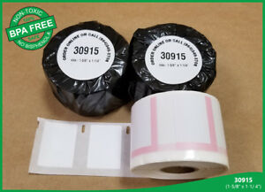 Internet Shipping Address Labels 30915 Thermal 1 5 8 X 1 1 4 Adhesive 100 Roll
