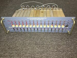 Matrix Multiple Frequency Signal Generator 15 Blades