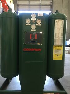 Champion Desiccant Compressor Air Dryer