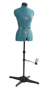 Female Adjustable Sewing Dress Form Fashion Dressmaker Mannequin Torso Stand