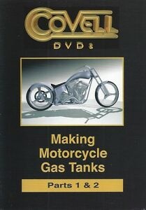 Making Motorcycle Gas Tanks 1 2 Ron Covell English Wheel Pullmax Fabrication
