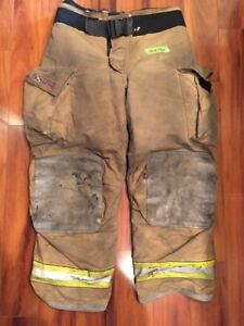 Firefighter Turnout Bunker Pants Globe 40x32 G Extreme Halloween Costume 2005