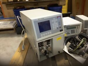 Waters Hplc Wat062349 Solvent Delivery System Pump 600 Controller Wat069520 799