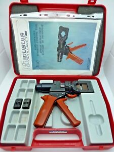 Dubuis D36 Hydraulic Crimping Tool