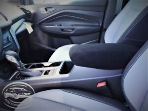 Auto Console Cover Center Armrest Fleece Fescfl