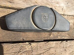 77 Porsche 924 Oem Horn Pad Or Button For Steering Wheel