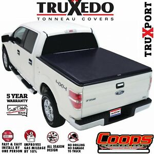 2015 2020 Ford F150 5 5ft Short Bed Truxedo Truxport Roll Up Tonneau Cover