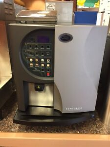 Concordia Integra I4 Espresso Cappuccino Coffee Machine As Is