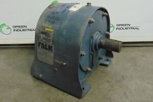 Used Falk Enclosed Gear Drive Model 3c3 06c1 Ratio 32 29 Irpm 1750 Orpm 54 19
