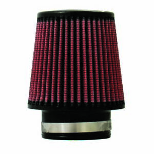 Injen X 1020 Br Hi Performance Dry Air Filter 3 Inlet 5 Base 4 7 8 Tall 4 Top