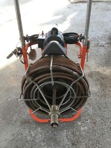 Used Drain Cleaner 100 X 3 4 Cable