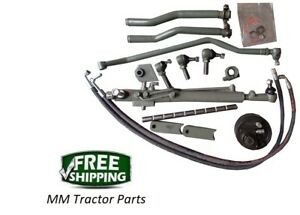 Power Steering Conversion Kit Massey Ferguson Mf 135 3 Cylinder Perkins Diesel