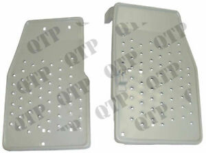 Ford New Holland D3nn16473f Foot Step Ford 4000 Without Cab Pair 4000