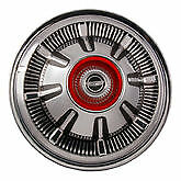 1967 1969 Ford Pickup Truck 15 Hubcaps Set Of 4