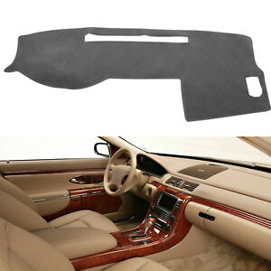 Gray Grey Dash Cover Mat Dashboard Pad For Toyota Tacoma Truck 2005 2015