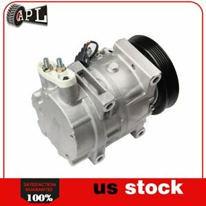 A C Compressor W Cluth 1997 1998 1999 2000 2001 For Nissan Maxima 3 0l