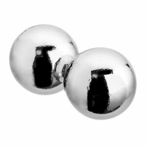 3 4 Inch Neodymium Rare Earth Sphere Magnets N48 2 Pack