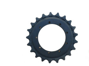 New Construction Mini Excavator Sprocket For Case Cx31