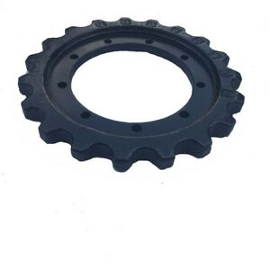 New Construction Mini Excavator Sprocket For Case Cx16