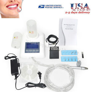 Compact Dental Piezo Ultrasonic Scaler Cavitron Self Contained Water Us Shipment
