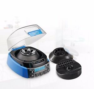 Heathrow Scientific Gusto High speed Mini Centrifuge includes Rotor