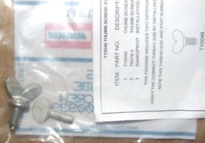 New Lincoln Electric Guide Tube Thumb Screw T15046 Welding Ln 25 Wire Feeders