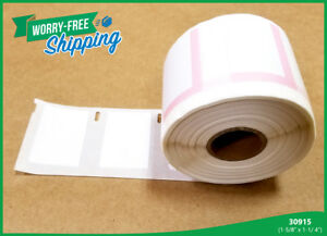 700 Labels 100 Rolls 30915 Jumbo Internet Postage Labels Dymo Endicia Compatible